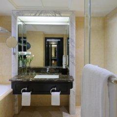 Отель Mandarin Orchard Singapore 5* Номер Делюкс с различными типами кроватей фото 4