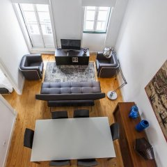 Апартаменты LxWay Apartments Bairro Alto/Chiado комната для гостей фото 4