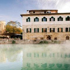 Отель Appartamento con Vista Италия, Кьянчиано Терме - отзывы, цены и фото номеров - забронировать отель Appartamento con Vista онлайн бассейн фото 2