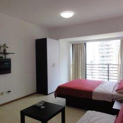 Апартаменты Homehunter Short Term Apartment Студия с различными типами кроватей фото 35