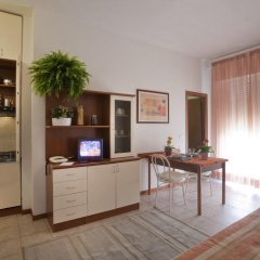 Отель Residence Auriga 3* Апартаменты разные типы кроватей