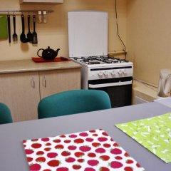 Hostel Avrora Кровать в общем номере с двухъярусной кроватью фото 25