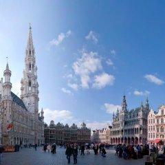 Отель Hilton Garden Inn Brussels City Centre Бельгия, Брюссель - 4 отзыва об отеле, цены и фото номеров - забронировать отель Hilton Garden Inn Brussels City Centre онлайн
