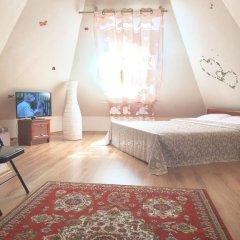 Гостевой дом Вилари 3* Студия разные типы кроватей фото 7