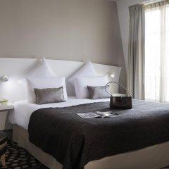 Отель Mercure Paris Levallois Perret 4* Улучшенный номер с различными типами кроватей