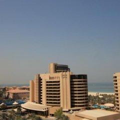 Отель Jumeirah Beach Residence Clusters пляж фото 2