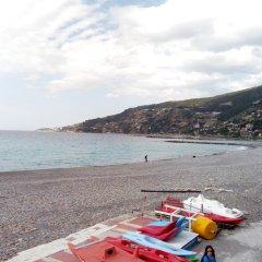 Отель Della Rose Оспедалетти пляж