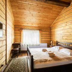 Гостиница Zagorodny Kompleks Chukavino Стандартный номер разные типы кроватей фото 2