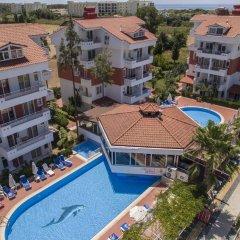 Апартаменты Irem Garden Apartments Апартаменты с различными типами кроватей фото 7