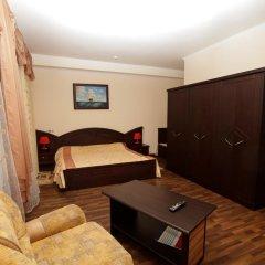 Гостиница Катран комната для гостей фото 4