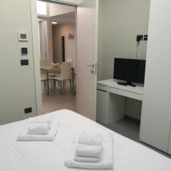 Отель Lingotto Residence 4* Студия с различными типами кроватей