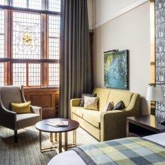 Отель ABode Glasgow 4* Номер Делюкс с различными типами кроватей фото 4