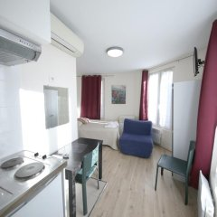 Апартаменты Apartment Boulogne Студия фото 12