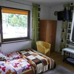 Отель Długoszówka Natural Cosmetology Стандартный номер фото 2