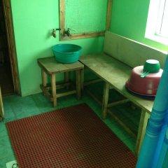 Отель Turkestan Yurt Camp Кыргызстан, Каракол - отзывы, цены и фото номеров - забронировать отель Turkestan Yurt Camp онлайн ванная