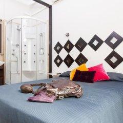 Отель Hostal Salamanca Стандартный номер с двуспальной кроватью