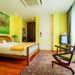 Отель Nine Design Place 3* Люкс с различными типами кроватей фото 3