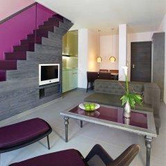 Отель abito Suites 3* Люкс с различными типами кроватей фото 14