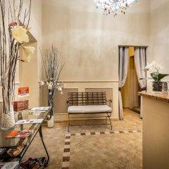 Отель Sognando Firenze 3* Стандартный номер с различными типами кроватей фото 12