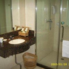 GreenTree Inn DongGuan HouJie wanda Plaza Hotel 2* Стандартный номер с различными типами кроватей фото 2