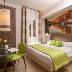 Hotel Villa Grazioli 4* Улучшенный номер с различными типами кроватей фото 6