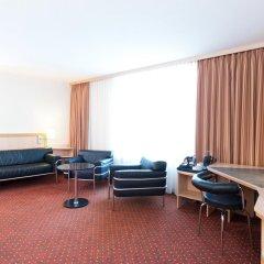 Отель NH Leipzig Messe 4* Стандартный номер с различными типами кроватей фото 2