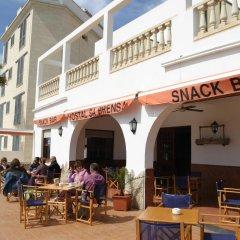 Отель Hostal Sa Prensa питание фото 2