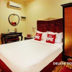Отель Zen Rooms Temple Street 4* Улучшенный номер фото 4