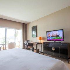 Отель Crowne Plaza Phuket Panwa Beach 5* Стандартный номер с двуспальной кроватью