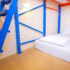 Отель Glur Bangkok Стандартный номер двухъярусная кровать фото 12