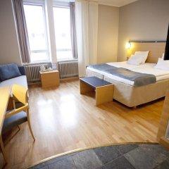 Original Sokos Hotel Helsinki 3* Улучшенный номер с разными типами кроватей