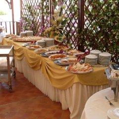 Отель Villa Eur Parco Dei Pini питание