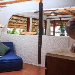 Отель Las Nubes de Holbox 3* Люкс с различными типами кроватей фото 2