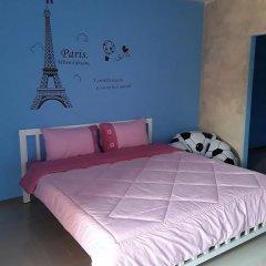 Отель Preawwaan Seaview Ko Laan Номер категории Эконом с различными типами кроватей фото 18