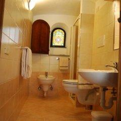 Отель San Rocco di Villa di Isola D'Asti Изола-д'Асти ванная фото 2