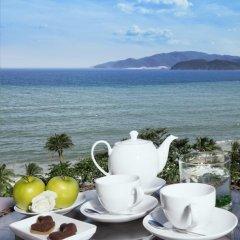 Sunrise Nha Trang Beach Hotel & Spa 4* Номер Делюкс с различными типами кроватей фото 5