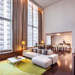 Отель COMO Metropolitan Bangkok 5* Люкс с 2 отдельными кроватями фото 4
