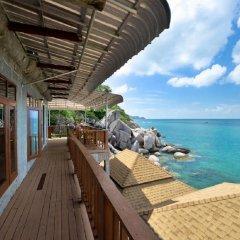 Отель Dusit Buncha Resort Koh Tao 3* Вилла с различными типами кроватей фото 7