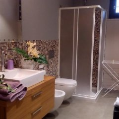 Отель Villa Ester Сиракуза ванная