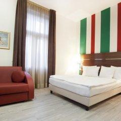 Отель Assenzio 4* Полулюкс с различными типами кроватей фото 6