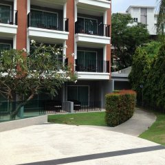 Отель Marsi Pattaya Стандартный номер с различными типами кроватей фото 6