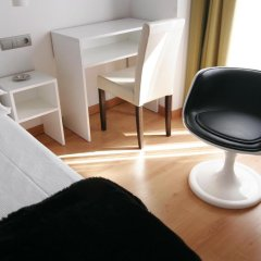 Отель Hostal Santo Domingo Улучшенный номер с различными типами кроватей фото 8