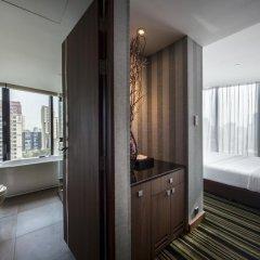 Отель The Continent Bangkok by Compass Hospitality 4* Стандартный номер с различными типами кроватей фото 13