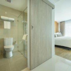 Anajak Bangkok Hotel 4* Номер Делюкс с различными типами кроватей