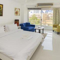 Отель VT 1 Serviced Apartments Таиланд, Паттайя - отзывы, цены и фото номеров - забронировать отель VT 1 Serviced Apartments онлайн комната для гостей фото 2