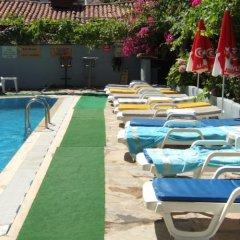 Kamelya Apart Hotel Турция, Мармарис - отзывы, цены и фото номеров - забронировать отель Kamelya Apart Hotel онлайн бассейн фото 3