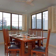 Апартаменты Argyle Apartments Pattaya Паттайя питание фото 2