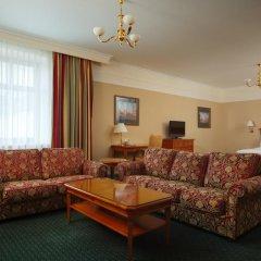 Гостиница Марриотт Москва Гранд 5* Люкс-студио с различными типами кроватей фото 11