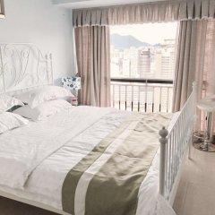 Апартаменты Shenzhen Wozhan Apartment K K Mall комната для гостей фото 2