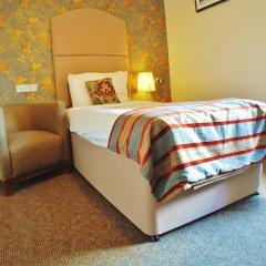 The Salisbury Hotel 4* Стандартный номер с разными типами кроватей